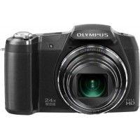 Olympus Stylus SZ-16 Point & shoot Black
