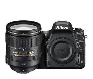 Nikon D750 24-120 4G VR Camera Black