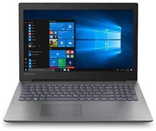 Lenovo V130 Intel Core i3 7th Gen 15.6-inch HD Thin and Light Laptop (4GB RAM/ 1 TB HDD/ DOS/ with DVD Drive/ Grey/ 1.8 kg), 81HNA01KIH