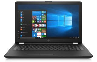 HP 15-bs655tu 15.6 inch FHD Laptop (7th Gen i3-7100U/4GB DDR4/1TB HDD/Win 10/Fast Charge/Intel HD Graphics/MS Office H&S 2016 (Sparkling Black)