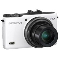 Olympus XZ-1 Point & Shoot Digital Camera Silver