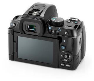 Ricoh Pentax K-70 24.8 MP Digital SLR Camera (Black) Body Only