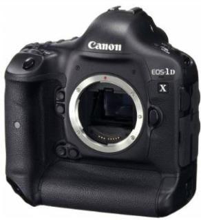 Canon EOS 1DX DSLR Camera (Body only)(Black)