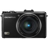 Olympus XZ-1 Point & Shoot Digital Camera Black