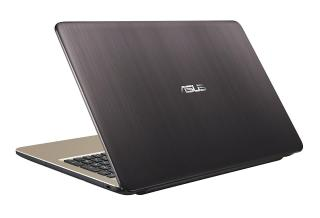 Asus X540SA-XX311D (Celeron N3060/4GB/500GB/Free DOS/Integrated Graphics/15.6 Inch) Gold
