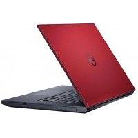 Dell Vostro 14 3445 Laptop (AMD APU E1-6010/4GB/500GB/14 Inches/Ubuntu) Red