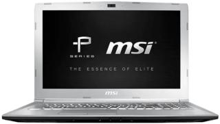 MSI P Core i7 7th Gen - (8 GB/128 GB SSD/DOS/2 GB Graphics) PE62 7RD Gaming Laptop(15.6 inch, Silver, 2.2 kg)