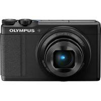 Olympus Stylus XZ-10 Point & Shoot Camera Black