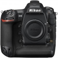 Nikon D5 21.33 MP Body Only Black