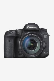 Canon EOS 7D Mark II with (EF-S18-135mm Lens) DSLR Camera (Black)