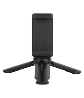 PULUZ Mini Foldable Tripod Tabletop Smartphone Mount Clip Holder Bracket