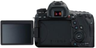 Canon EOS 6D Mark II 26.2 MP Black Body Only