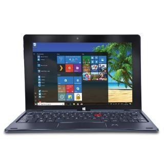 iBall Slide PenBook 2017 10.1-inch Laptop (Atom x5-Z8350/2GB/32GB/Windows 10 Home/Integrated Graphics), Ocean Blue