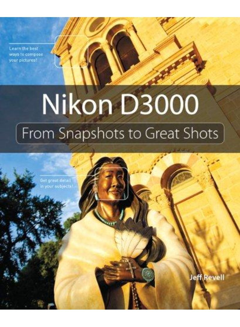 Nikon D3000 - Paperback 1