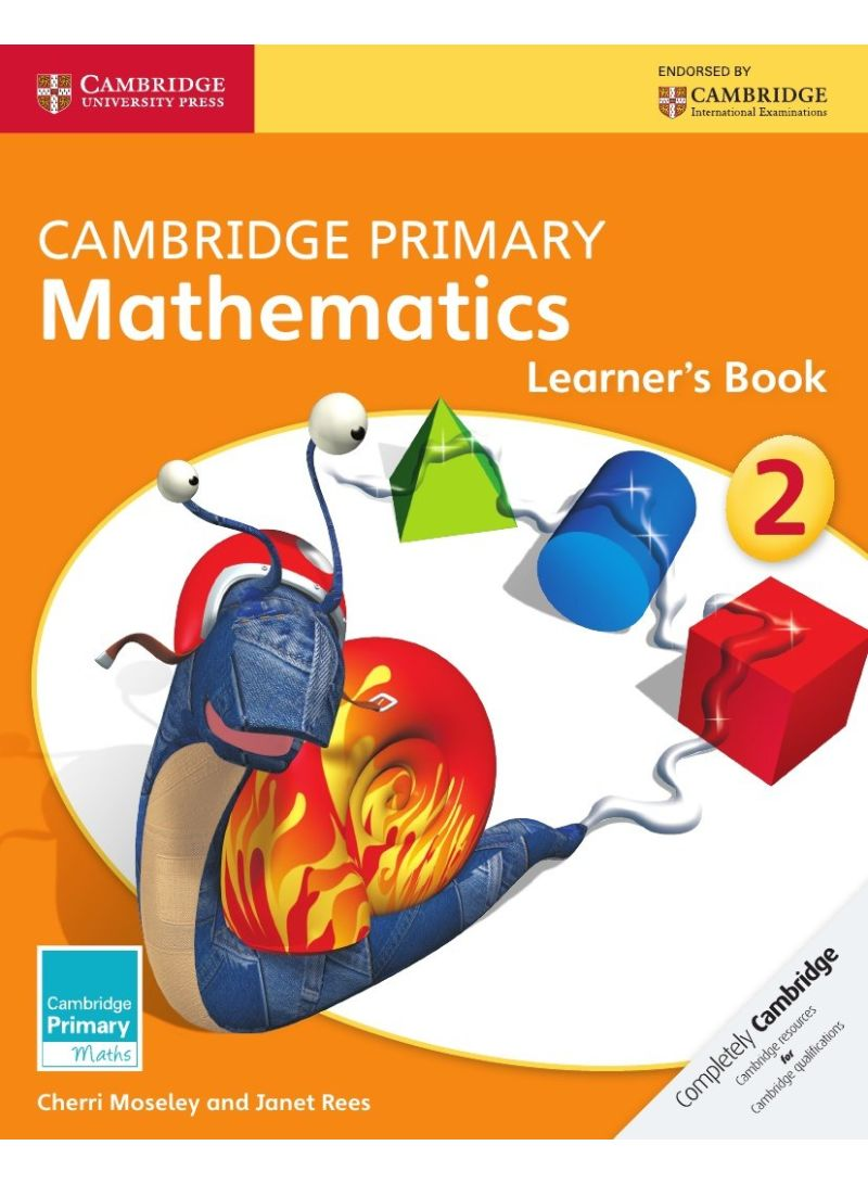 Cambridge Primary Mathematics Stage 2 Learner's Book - Paperback