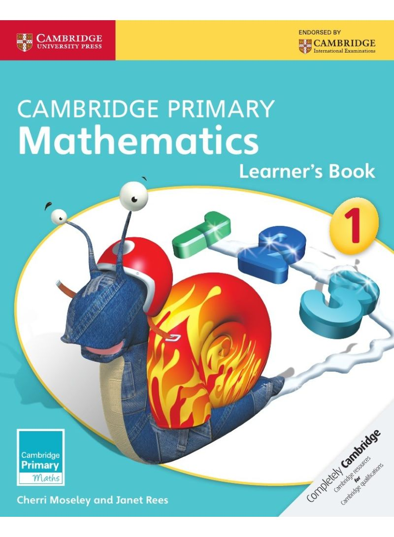 Cambridge Primary Mathematics Stage 1 Learner's Book - Paperback