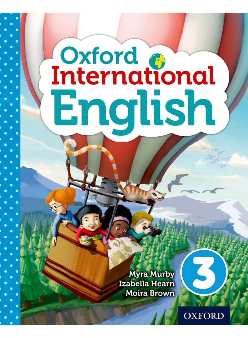Oxford International Primary English Student Book 3 - Paperback