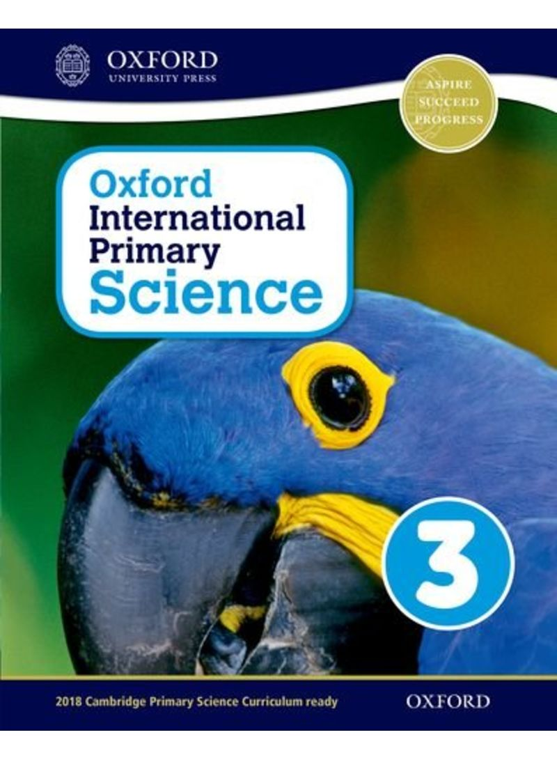Oxford International Primary Science Stage 3 - Paperback