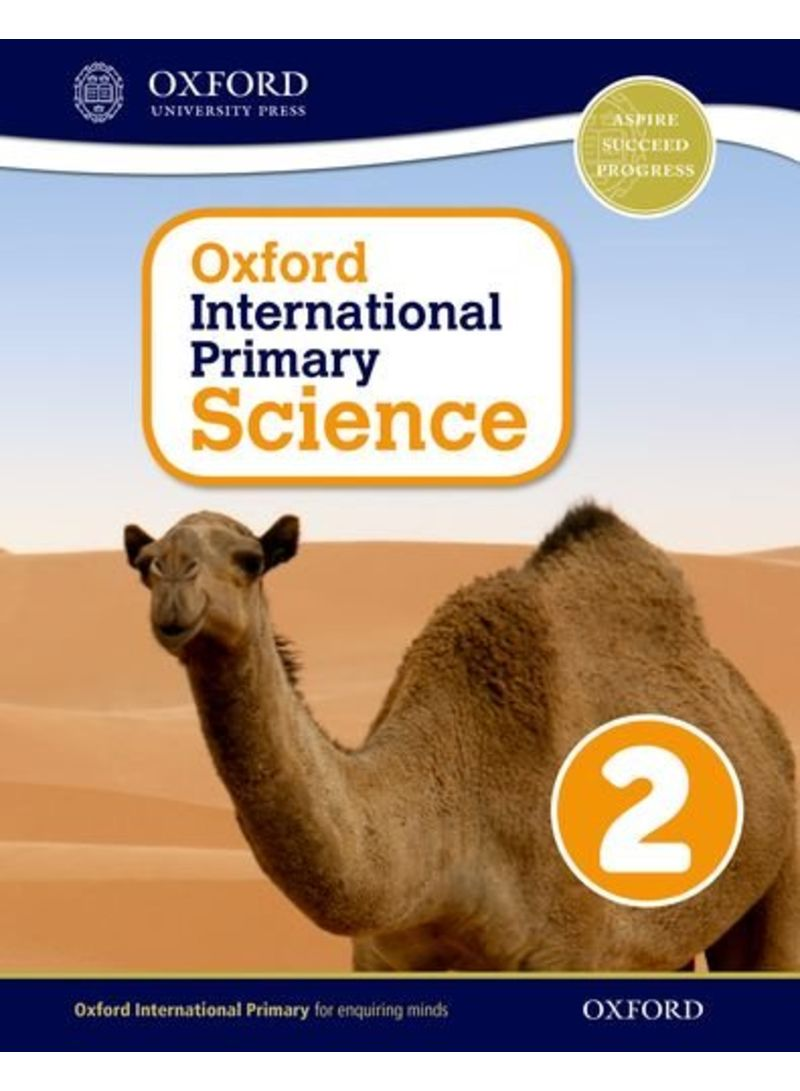 Oxford International Primary Science Stage 2 - Paperback