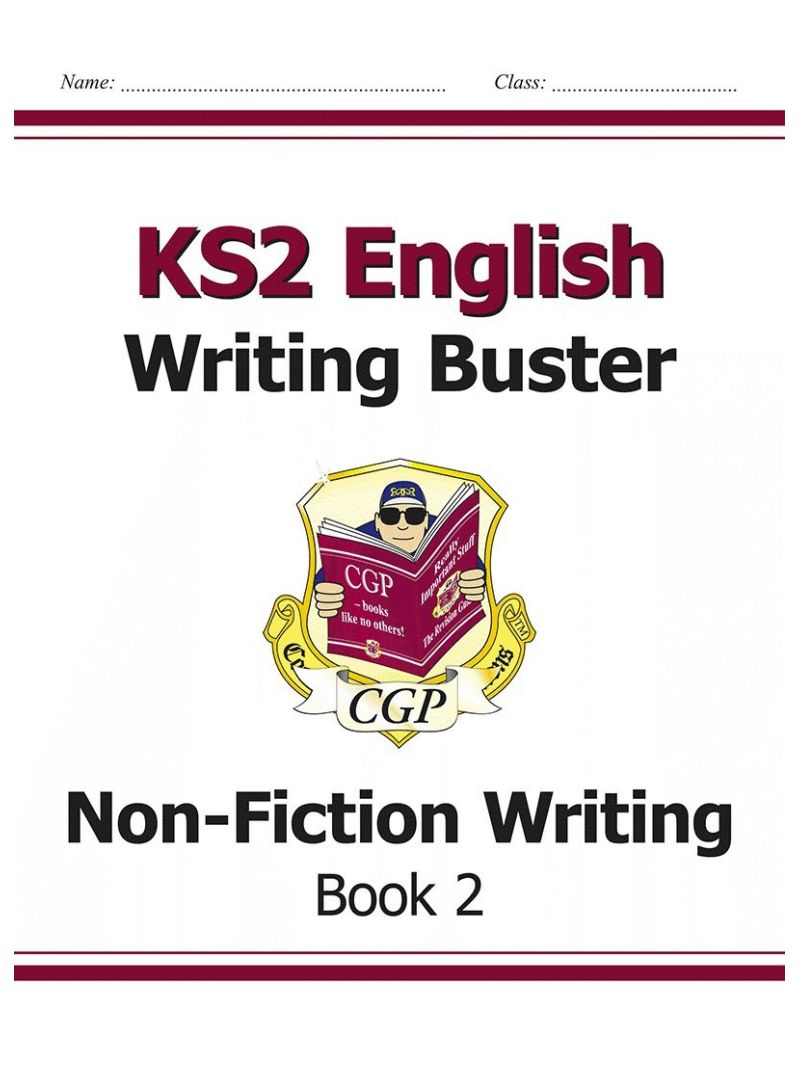 Ks2 English Writing  Buster Non-Fiction Writing - Paperback