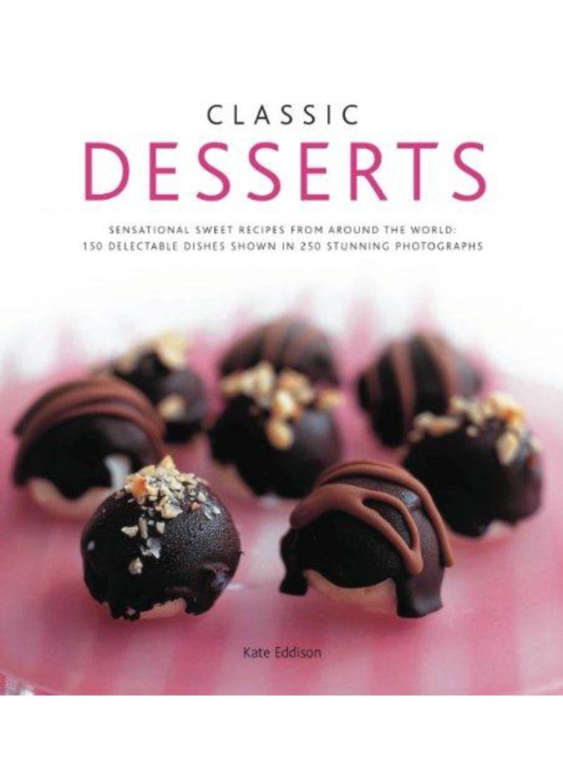 Classic Desserts - Hardcover