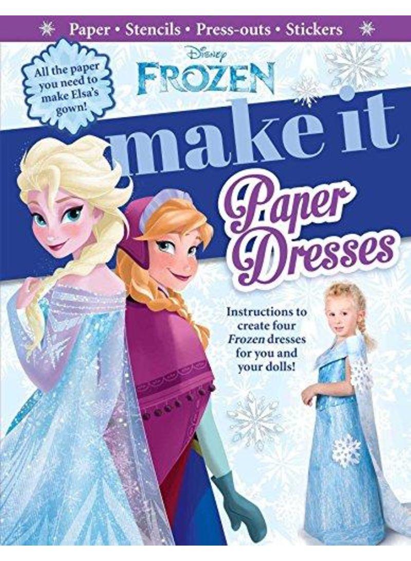 Make It Paper Dresses - Hardcover Nov Edition
