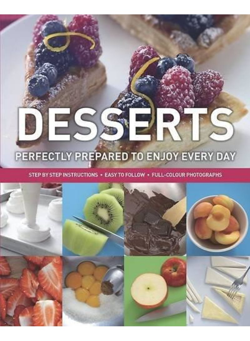Desserts - Hardcover