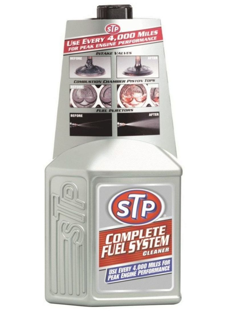 Complete Fuel System Cleaner