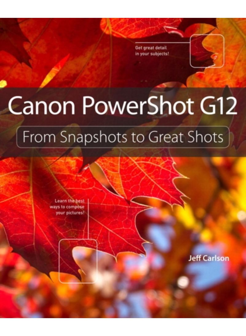Canon Powershot G12 - Paperback 1