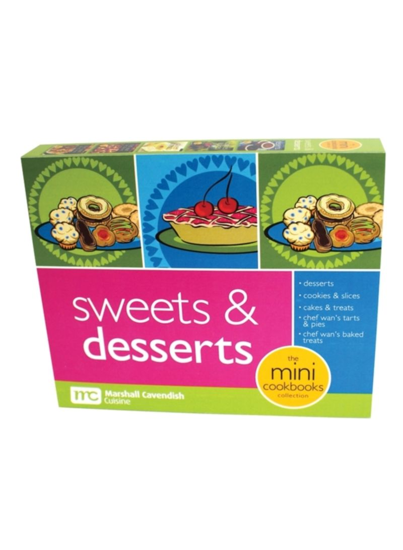 Sweets and Desserts - Paperback