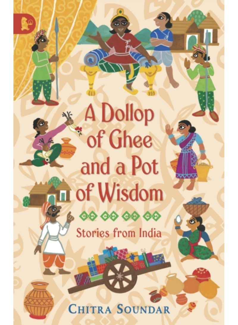 A Dollop of Ghee and a Pot of Wisdom - Paperback