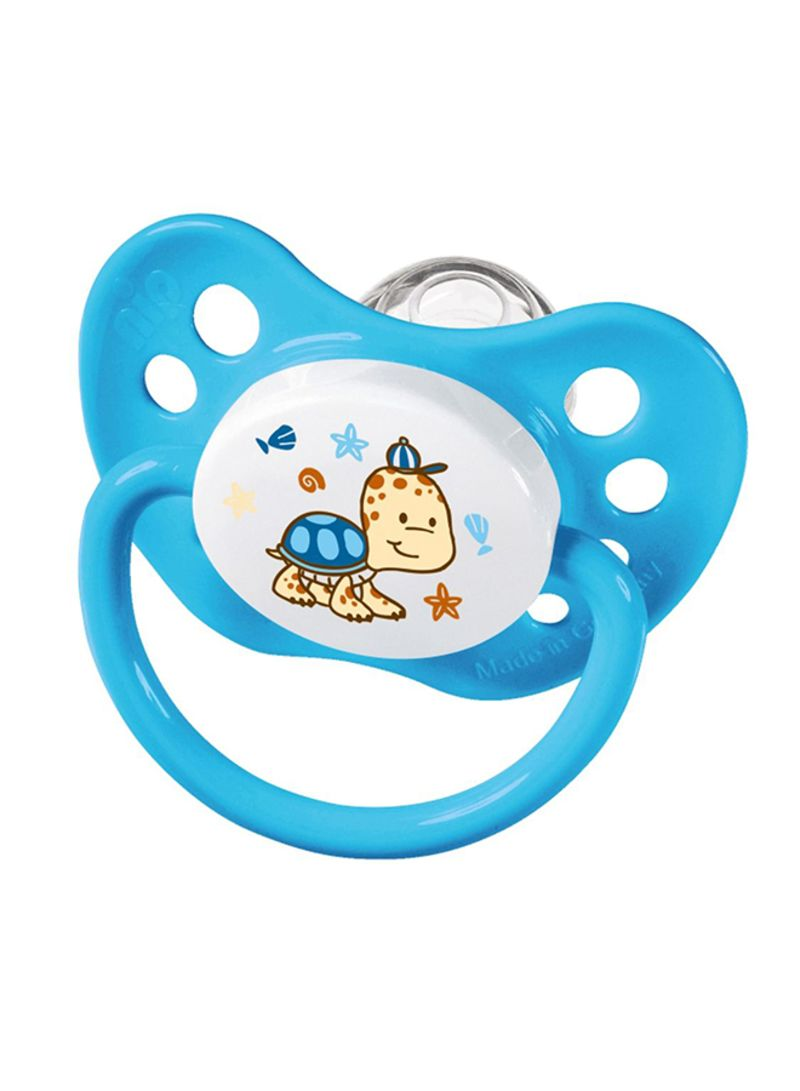 Set Of 2 Pacifiers - Silicone (Group 1)