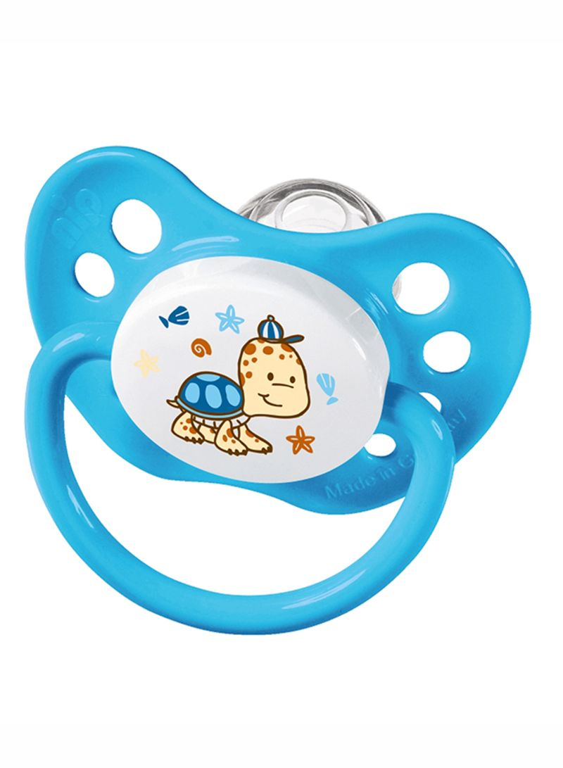 Set Of 2 Pacifiers - Silicone (Group 2)- Assorted
