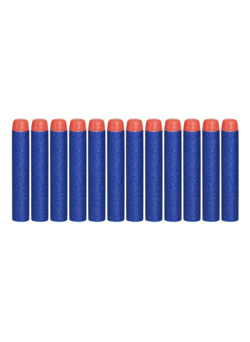 Pack Of 12 N-Strike Elite Darts Refill Ammo