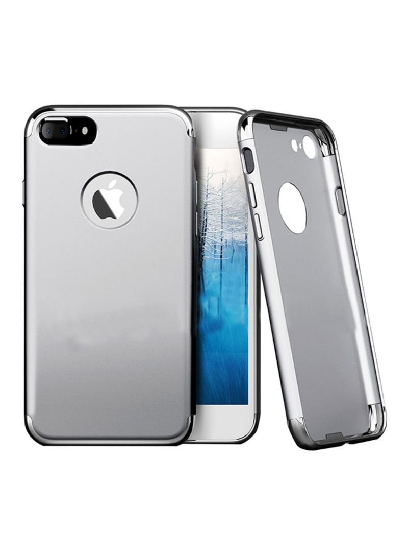 Plastic Ultra Slim Case Cover For Apple iPhone 7 Silver