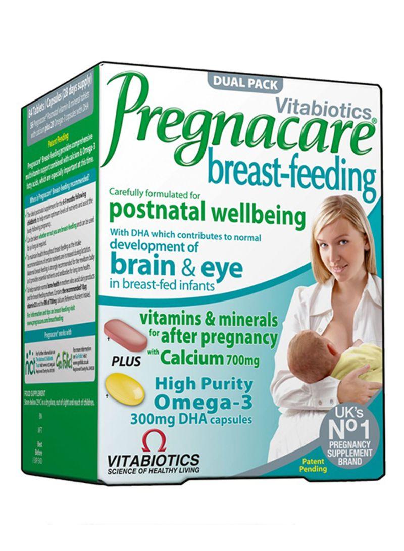 Pregnacare Breastfeeding 84 Caps