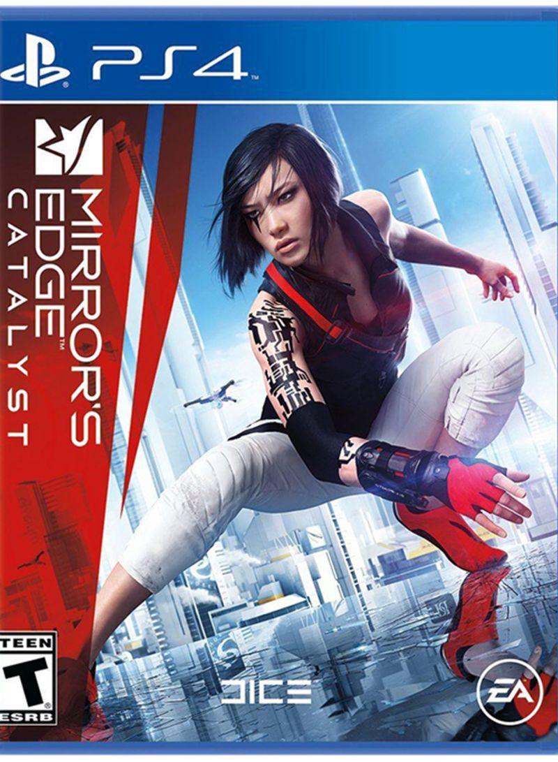 Mirrors Edge Catalyst - Free Region - PlayStation 4