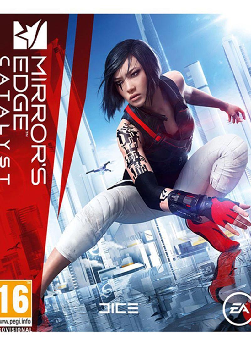 Mirrors Edge Catalyst - Region 2 - PlayStation 4