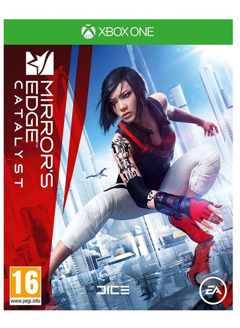Mirrors Edge Catalyst - Open Region - Xbox One