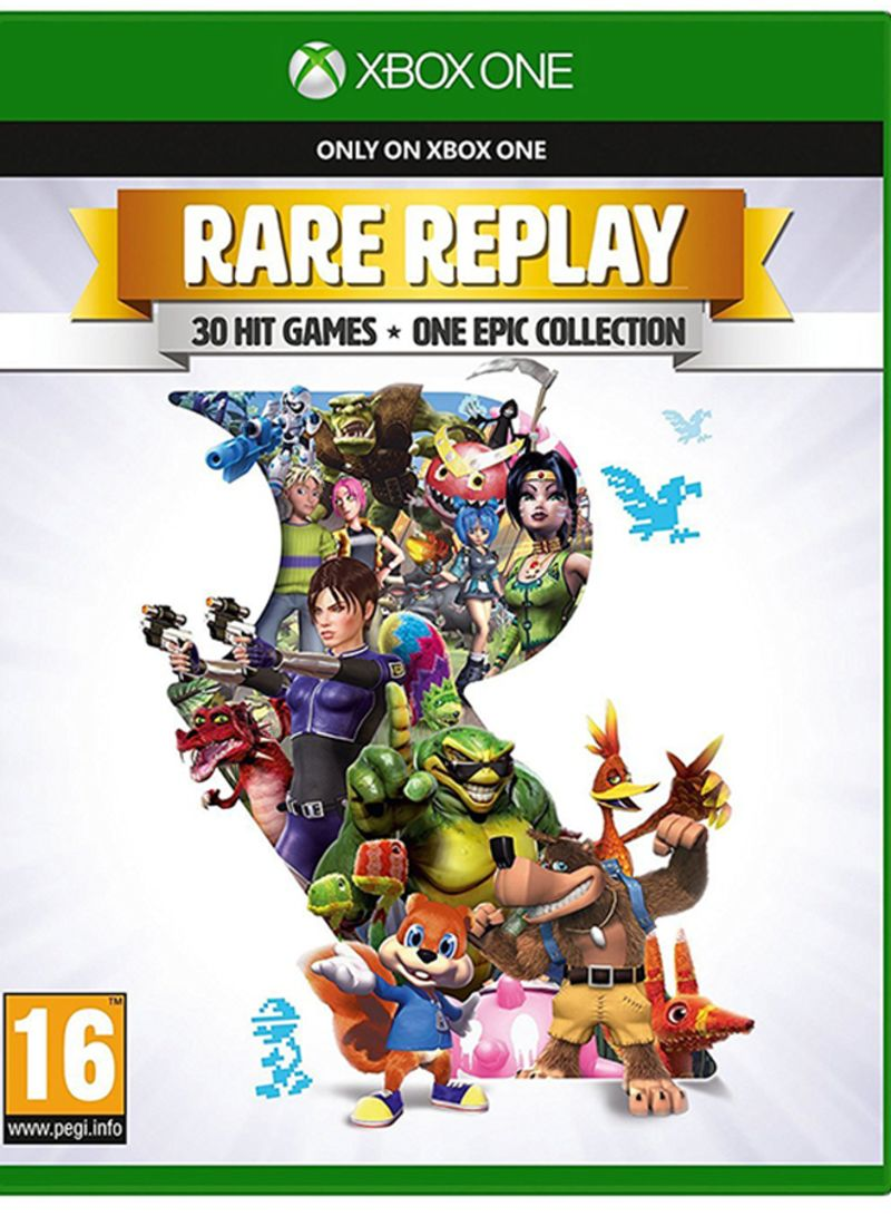 Rare Replay 30 Hit Games Epic Collection - Xbox One