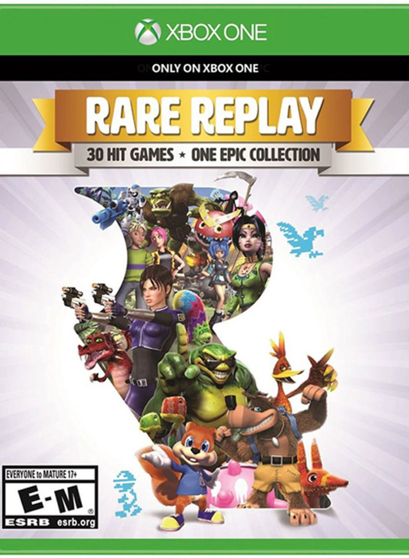 Rare Replay 30 Hit Games One Epic Collection - NTSC - Xbox One