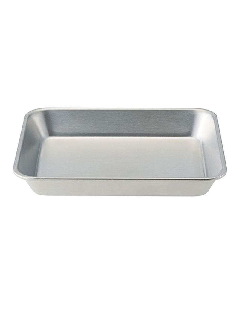 Bakeware Pan Silver S