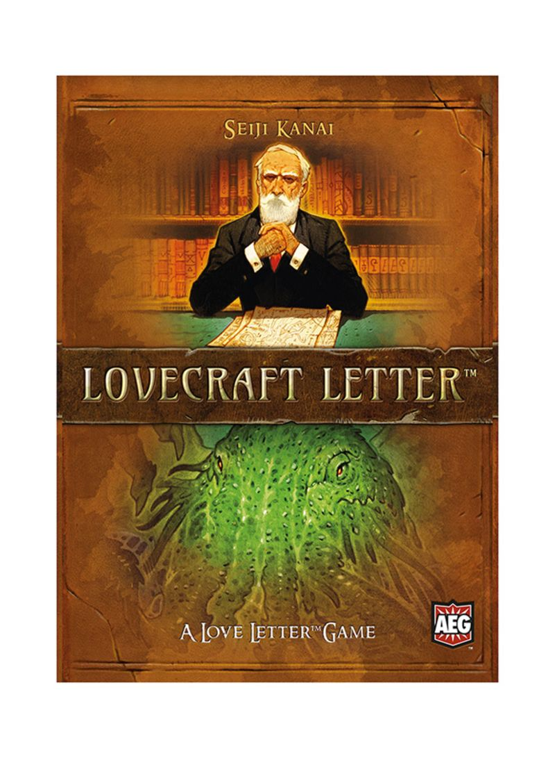 Lovecraft Letter Board Games 5123AEG