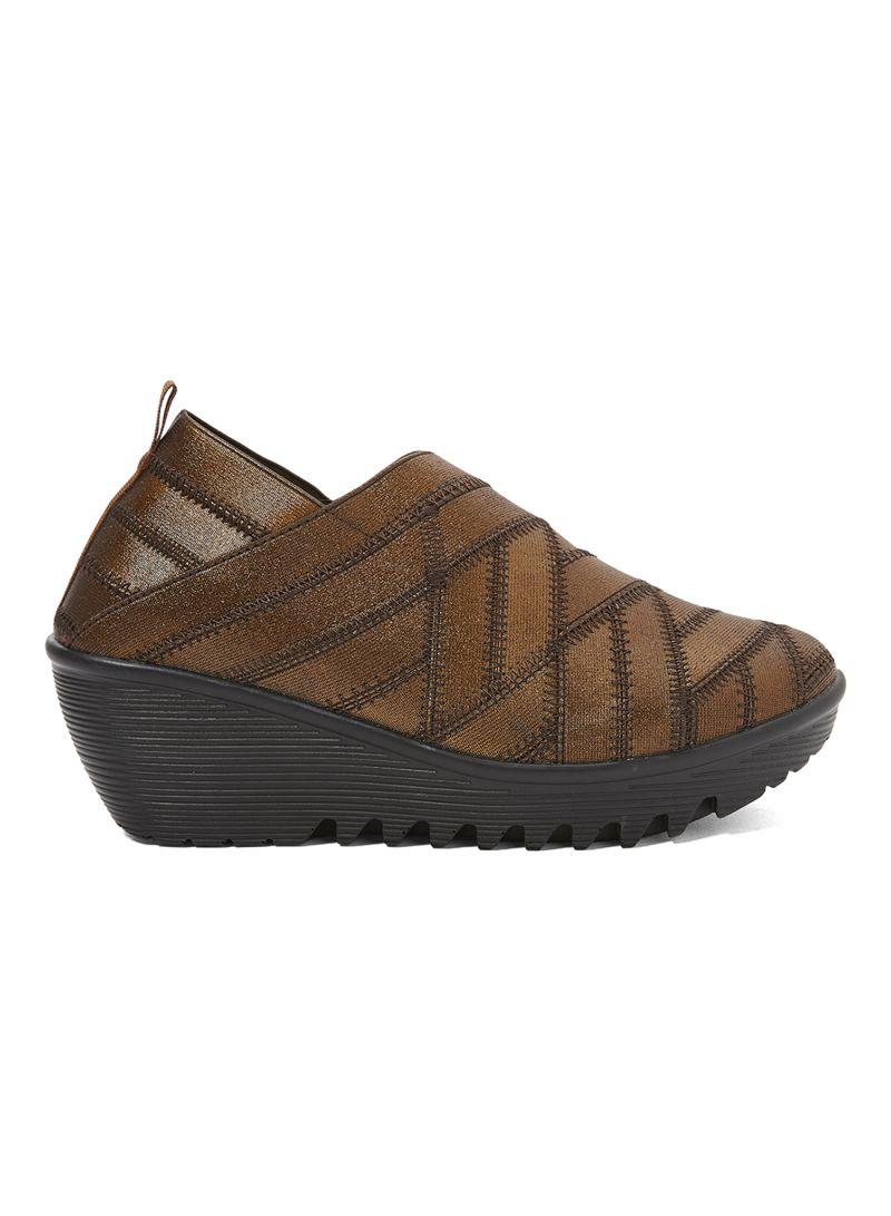 Wedge Heel Comfort Shoes