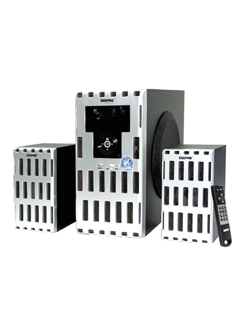Home Theater System 2724315358646 Silver/Black