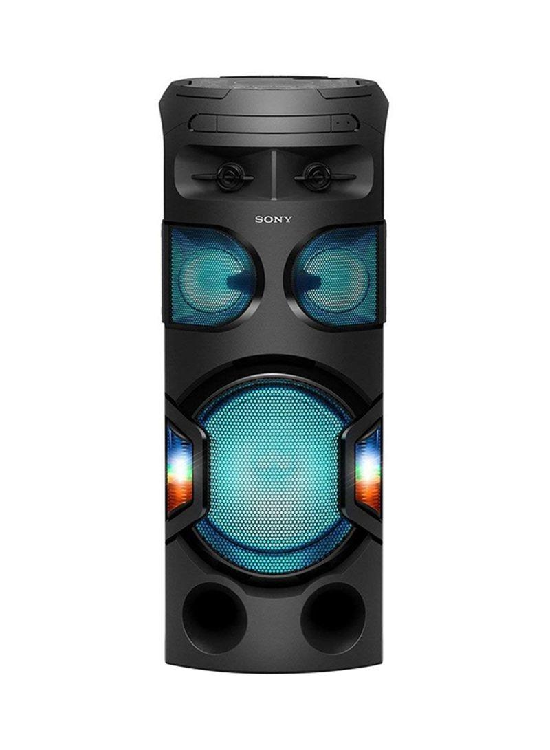 V71D Audio Home Mini-HiFi System MHC-V71D Black