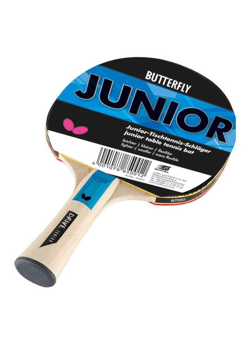 Butterfly Junior Table Tennis Racket