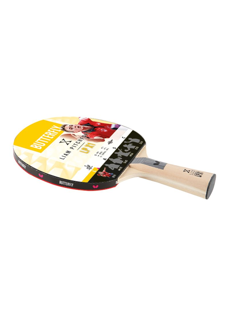 Liam Pitchford LPX1 Table Tennis Racket