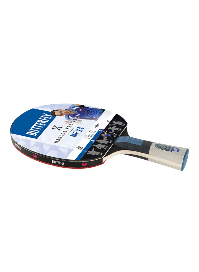 Marcos Freitas MFX4 Table Tennis Racket