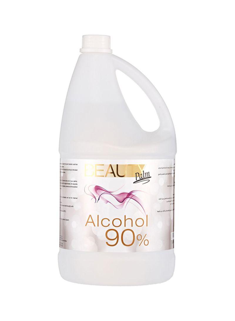 Alcohol 90% Nail Polish Remover